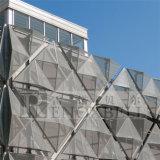 벽 베니어를 위한 관통되는 알루미늄 위원회는/알루미늄 클래딩을 꿰뚫었다