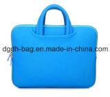 China bildete wasserdichte kundenspezifische Geschäftsfrauen Handtaschen-Laptop-Beutel