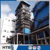 Alta caldera del estrato fluidificado de circulación de la eficacia de combustión de la fuente en China