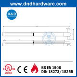 Feuer bewerteter Noten-Stab für einzelne Schwingen-Tür