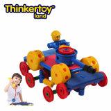 Thinkertoy Assalto Terra Scientific Brinquedo de Blocos de Construção Educação Série Militar Armado