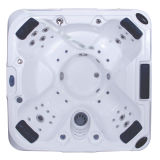 Massagee SPA com Jets LED Lights TV Speaker