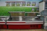 De commerciële Koude Showcase/het Kabinet van het Voedsel van de Showcase van de Vertoning van het Verse Vlees