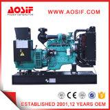 50Hz groupe électrogène automatique sans frottoir du générateur 125kVA