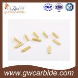 텅스텐 탄화물 CNC Indexable 삽입