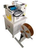 Velcro, bande, tube, chemise, film, machine de découpage automatique de bande d'étiquette