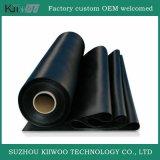 Hoja industrial general del caucho de silicón de la fabricación de China