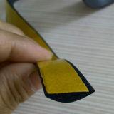 Tira de borracha Soundproof de construção do selo do adesivo EPDM