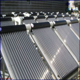 Nuevo alto tubo evacuado Collcetor solar de la capa 2016 Metal-Vidrio eficiente