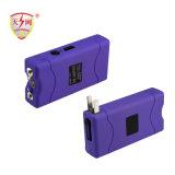 La pequeña linterna portable de la autodefensa del alboroto atonta los armas