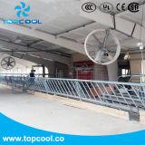55inch 1HP 230V 60Hz 1pH Umlaufs-Panel-Ventilator mit langem Riemen
