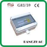 Intelligenter PV-Kombinator-Kasten für zwei Solarinput