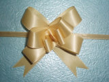 Cetim colorido Ribbon Bow para Gift Decorations