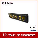 [Ganxin] Klok van de Hete de Verkopende LEIDENE Vertoning van de Muur met Lage Prijs