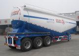 semi Aanhangwagen van de Tank van het Vervoer van het BulkPoeder van de Lage Dichtheid van 40cbm de Materiële
