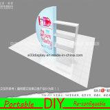 Feria profesional de moda del Uno mismo-Edificio modular flexible del Portable DIY