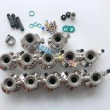 Gesetzte spezielle Vorrichtung 12 für geläufige Schiene Bosch Kraftstoffeinspritzdüse
