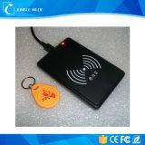 Leitor de cartão de baixa frequência de venda quente da identificação de 125kHz RFID