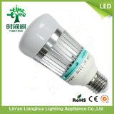lampadina luminosa di alluminio di 16W 2835SMD 100% alta LED