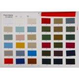 Ткань Twill хлопка сплошного цвета 100 сплетенная для одежды