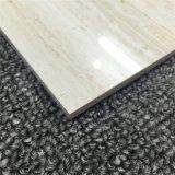 磨かれた磁器の薄いタイルライン石デザイン