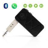 Adaptador sin manos del coche aux. de Bluetooth 4.1