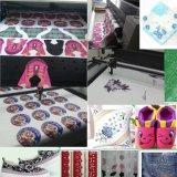 Ropa / ropa / ropa patrón de corte de la máquina (corte por láser)