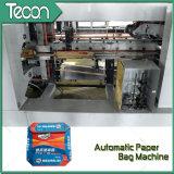 Bolsas de papel pegadas de alta velocidad de la válvula que hacen la maquinaria