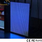 Écran polychrome de coulage sous pression extérieur d'Afficheur LED de stade de l'aluminium P10