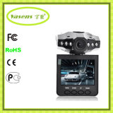 Enregistrement intelligent en temps réel, plus récent Mini taille LED Car Vehicle Cam Video Dash Enregistreur caméra Russe HD 720p voiture DVR