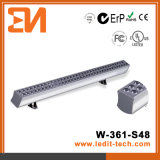 LED Media Fachada Iluminación Wall Washer (H-361-S48-RGB)
