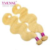 Colorare il tessuto peruviano dei capelli umani #613