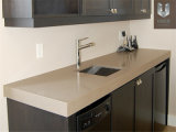 Uber Quartz pour Kitchen Tops, Counter Tops, Table Tops, Floor, Wall, etc.