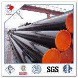 """API 5L GR. Tubulação de aço soldada revestimento do PE Sch40 de B 1/2 """""""