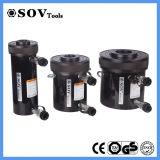cilindro hidráulico do atuador oco ativo do dobro 30ton
