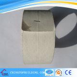 Cinta común de papel clasificada central blanca de /Micropore para Drwyall y el techo