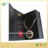 Folha 2016 de prata que carimba a caixa de presente com fechamento magnético para a venda (CKT-CB-705)