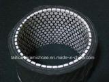 Tubo flessibile di ceramica resistente all'uso del Sandblast
