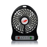 Mini ventilateur rechargeable portatif F95b d'USB