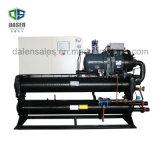 Bitzer wassergekühlte Kühler-Gefriermaschine