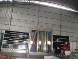 Lavatrice di vetro verticale di Skw-1800V