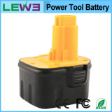 Dewalt DC9071를 위한 12V 2000mAh Ni MH Rechargeable Cordless Tool Battery