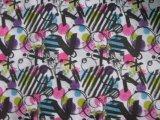 De Stof van de Polyester van de Druk van het Alfabet van Oxford 420d 600d Ripstop