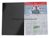 Calendario magnetico del magnete di carta poco costoso del frigorifero