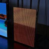 Visualizzazione di LED calda di colore completo di alta luminosità di vendita 2016 P10 esterno