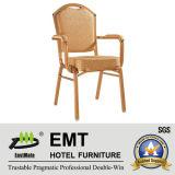 Chaise de réunion de qualité avec l'accoudoir (EMT-511)
