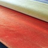 Stof van de Bank van het Hoofdkussen van het Gordijn van het Fluweel van de Polyester van het huishouden de TextielStoffering Geweven