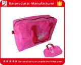 Персонализированная Recyclable хозяйственная сумка с застежкой -молнией