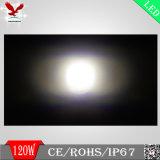 """Barra ligera de 120W LED del CREE 21.5 """" con la lente 4D"""