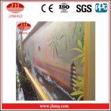 Corrimano di alluminio della parete divisoria della pittura del rivestimento di PVDF (Jh155)